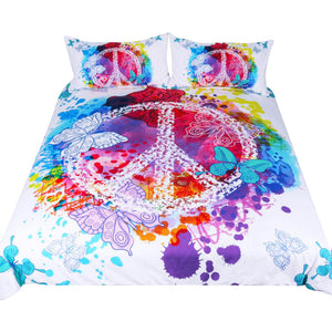 Peace & Luxe Duvet Set - 3 Piece