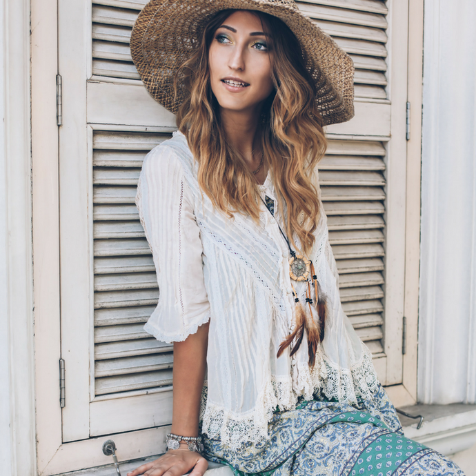 Fashion:  The BOHO Look