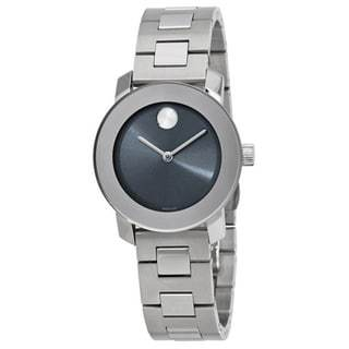 Movado Bold Stainless Steel Ladies Watch Flirty Bug