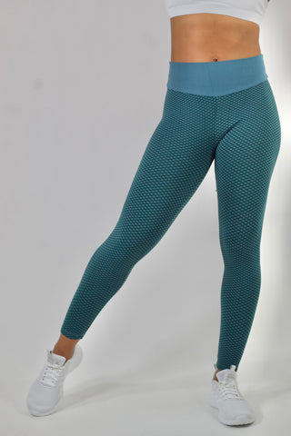 Honeycomb - Dark Teal