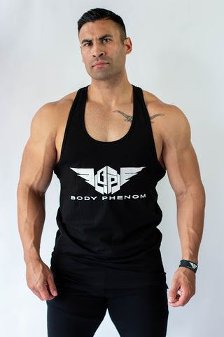 Men's Phenom Racer Back Tank Top