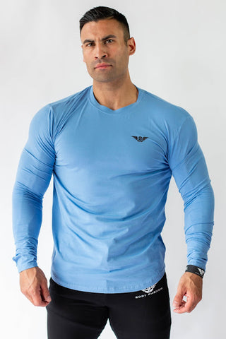Phenom Long Sleeve - LIGHT BLUE