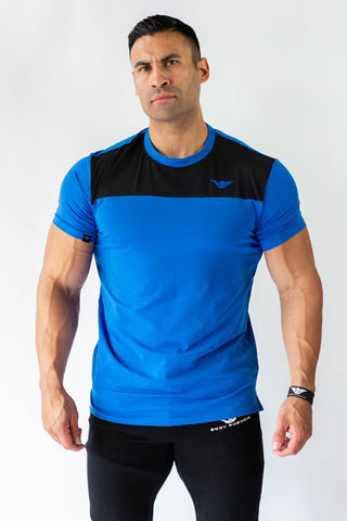 Phenom Varsity T-Shirt - Blue
