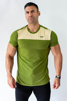 Phenom Varsity T-Shirt - Green