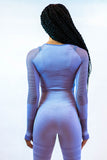 Excel Set - Gray Violet
