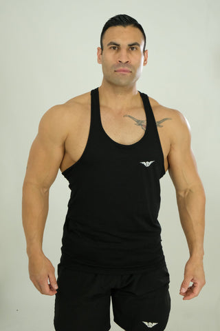 Staple Stringer Black