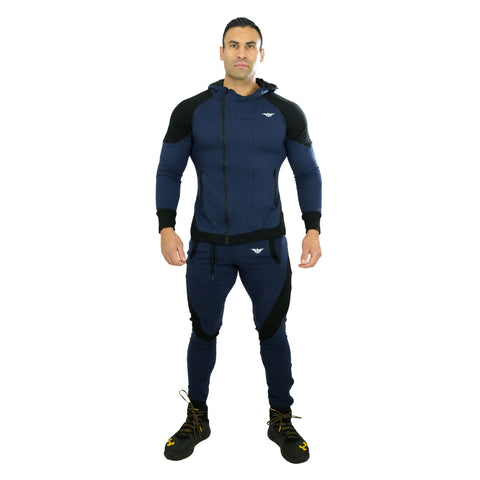 Hero Jogger Set Blue