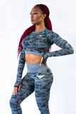 Dream Camo Set - Charcoal Black