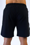 Men's Active Lined Shorts - Black