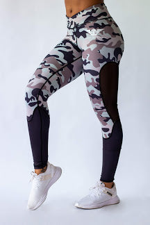 Body Phenom Women's Camo Leggings