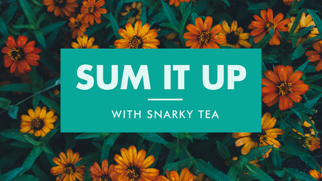 Sum It Up with Snarky Tea | Funny News in December 2020