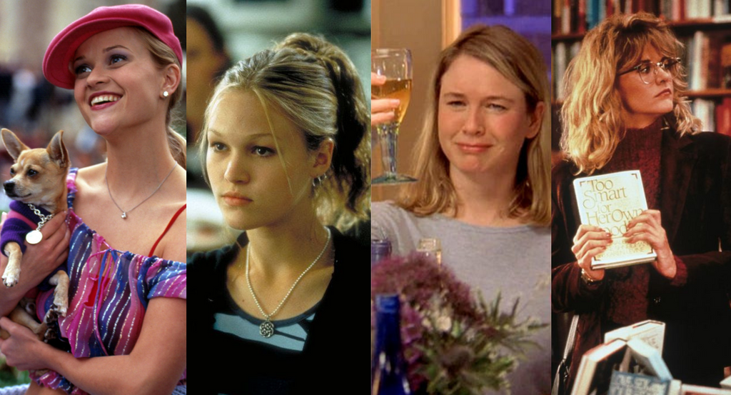 Which Famous Rom-Com Leading Lady Are You?!