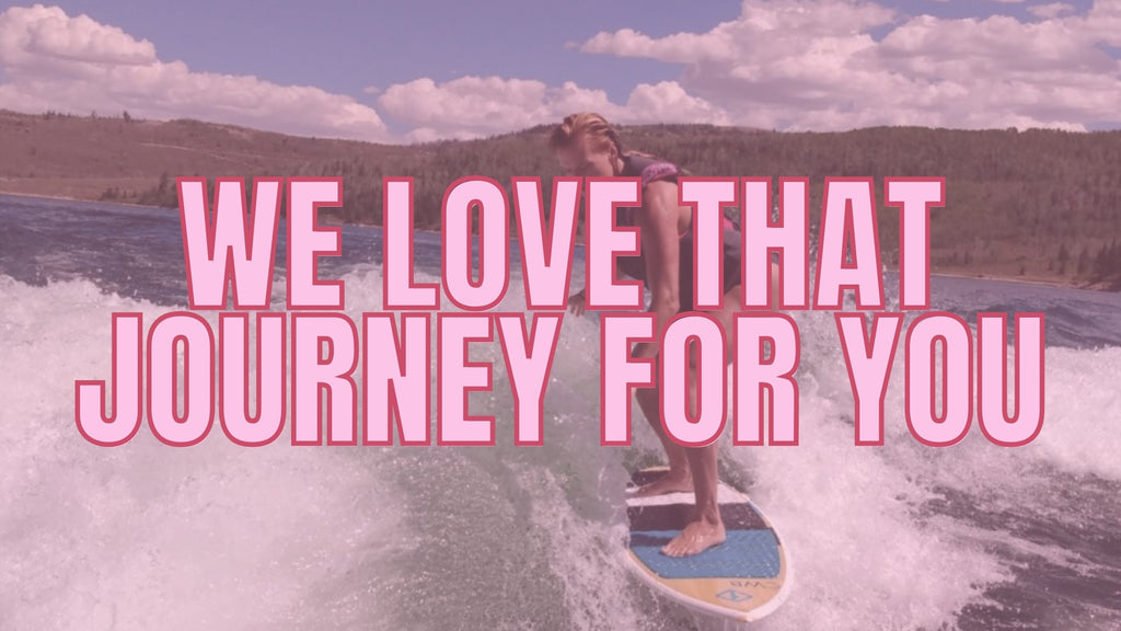 We Love That Journey For You - Alida Farlaino