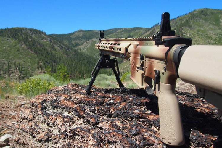 "Axelson Tactical ""AXE"" Special Purpose Rifle (LIMITED EDITION – SOLD OUT)"