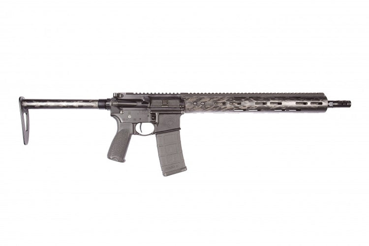 Black Pearl 556 Competition Rifle