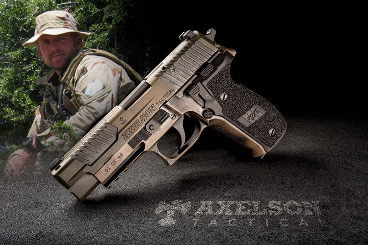 AXE SIG P226 MK25 (LIMITED EDITION)