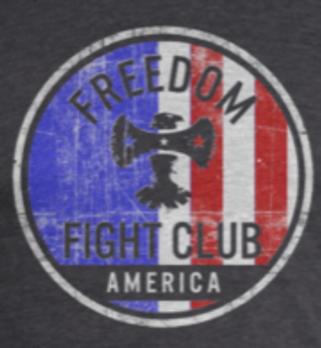 FREEDOM FIGHT CLUB - TSHIRT