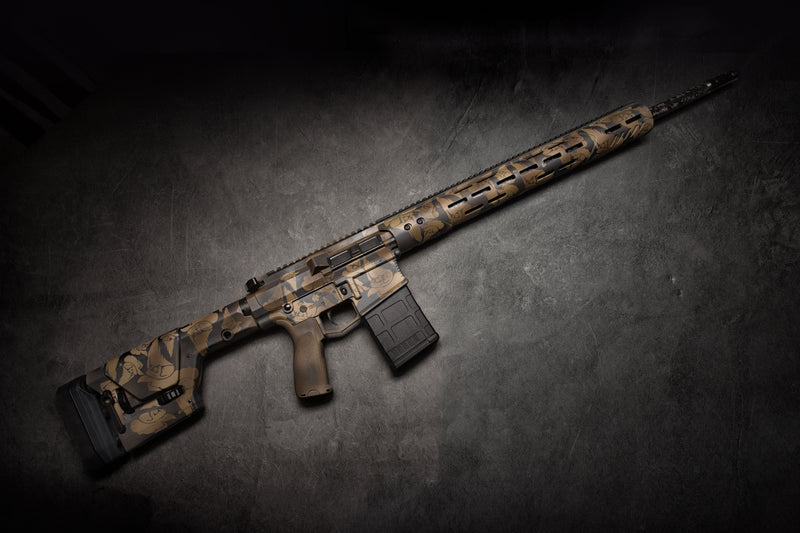 CHARLIE MIKE PRECISION Signature AR10 - 6.5 CM or 260 Rem