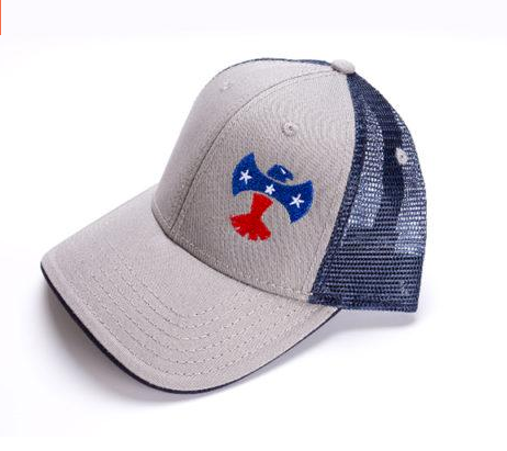 Axe Eagle Patriot Hat