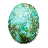 SONORAN GOLD Turquoise Cabochon Cab Natural Web Not Carico Lake 7.65ct 4 Jewelry
