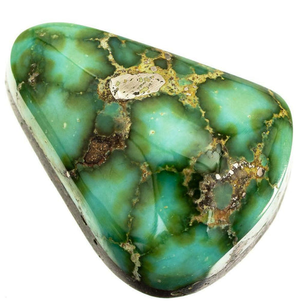 SONORAN GOLD Turquoise Cabochon Cab Natural Spiderweb Not Carico Lake 9.50 Lot