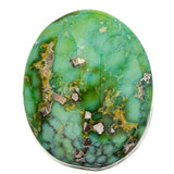SONORAN GOLD Turquoise Cabochon Cab Natural Spiderweb Not Carico Lake 15.25ct