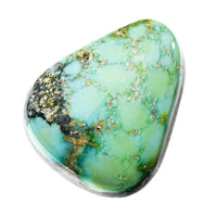 SONORAN GOLD Turquoise Cabochon Cab Natural Web 8.55 ct for Ring Not Carico Lake