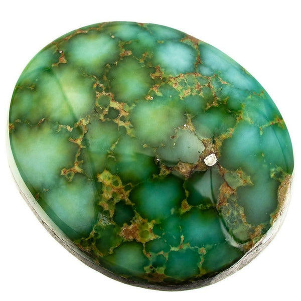 SONORAN GOLD Turquoise Cabochon Cab Natural Spiderweb Not Carico Lake 6.85 Lot