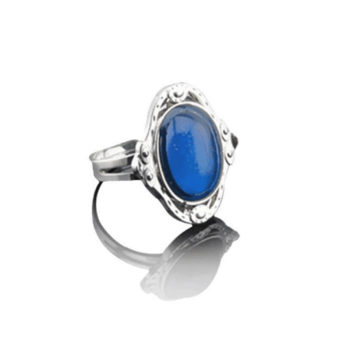 Vintage Mirror Mood Ring