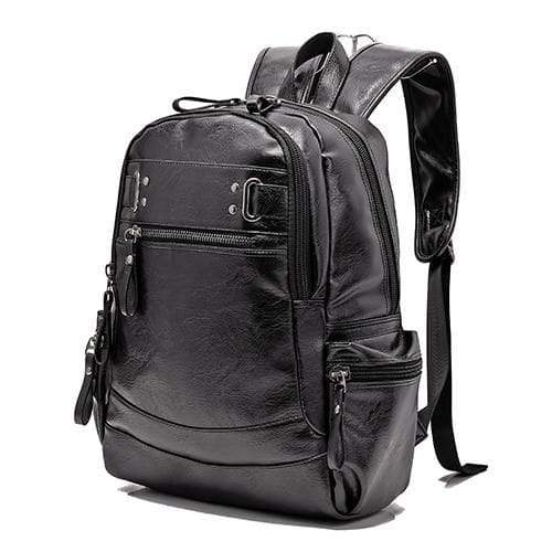 CASUAL TRENDY LEATHER BACKPACK [2 VARIANTS]