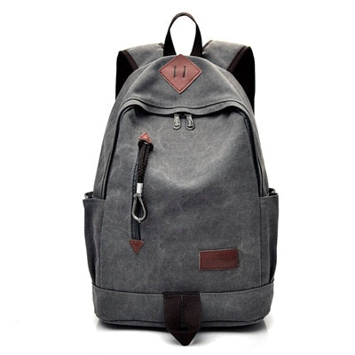 TEENAGERS TRAVEL LAPTOP SCHOOL BACKPACK [4 VARIANTS]