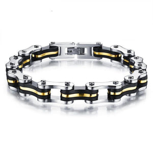 Bicycle Chain Bracelet [2 variations]