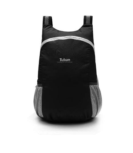 LIGHTWEIGHT FOLDABLE WATERPROOF BACKPACK [9 VARIANTS]
