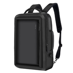15.6 INCH MODERNISTIC SIDE ZIPPER POCKET ANTI-THEFT LAPTOP BACKPACK