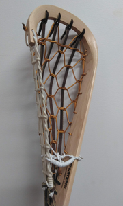 custom wooden lacrosse stick