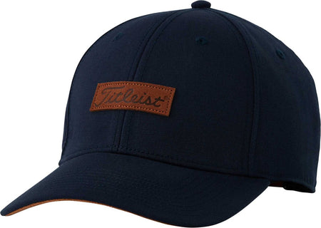 Titleist Charleston Hat Navy/Brown (Adjustable - Golf Country Online