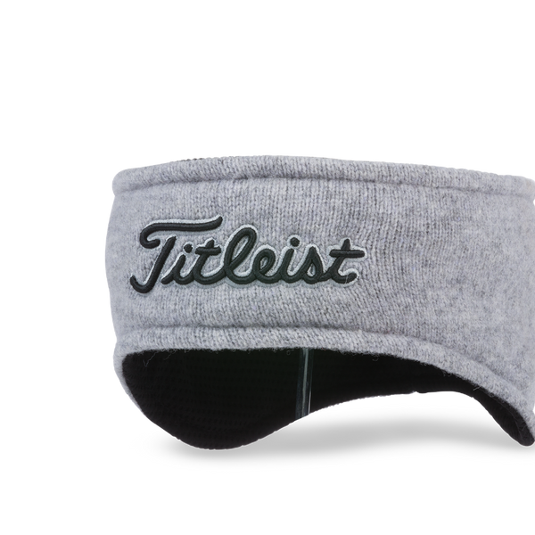 TITLEIST MERINO WOOL EARBAND HEADBAND WINTER WEAR GRAY - Golf Country Online