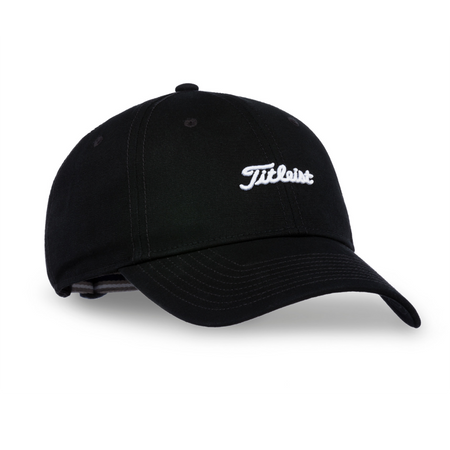 Titleist Golf- Nantucket Legacy Adjustable Hat TH9ANKTBW-P06 (BLACK) - Golf Country Online