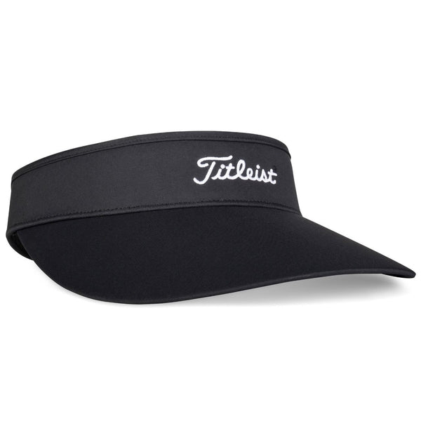 Titleist Golf- Ladies Sundrop Visor Legacy Collection - Black - Golf Country Online