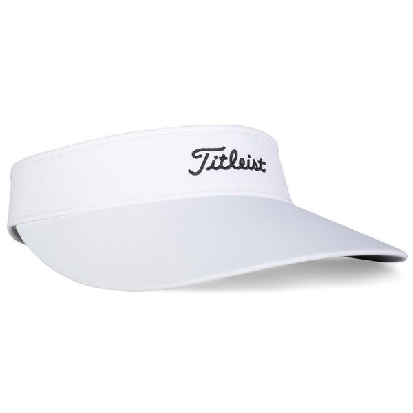 Titleist Golf- Ladies Sundrop Visor Legacy Collection - White - Golf Country Online