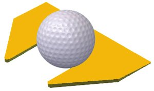 Ever Square Putting Aid - Golf Country Online