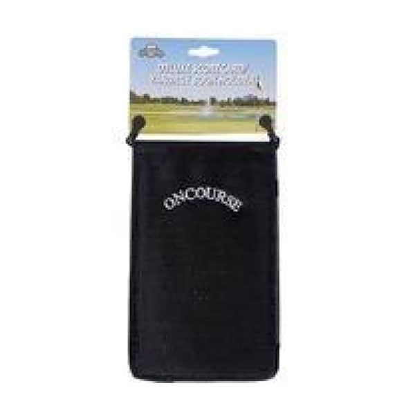 On Course Deluxe Scorecard Yardage Book Holder - Golf Country Online