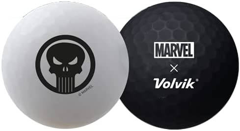 Volvik Marvel Gift Set - The Punisher
