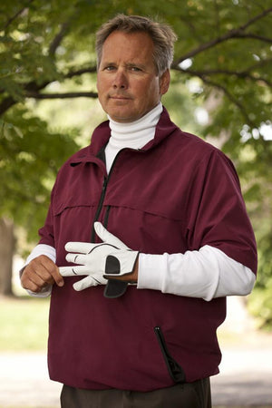 The Otter Company Francestown Short-Sleeve Pullover (Wine)