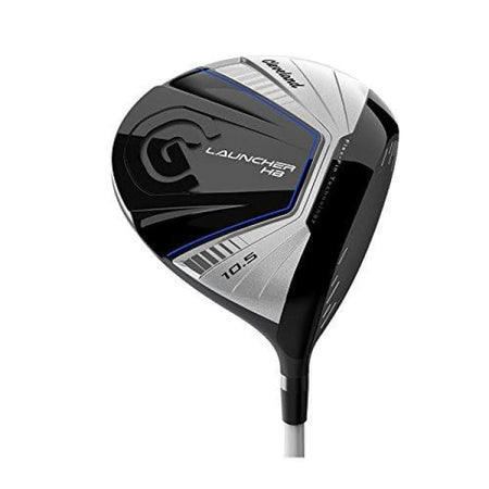 Cleveland Golf 2018 Mens Hb Driver (Graphite Right Hand 10.5 Stiff) - Golf Clubs - Drivers