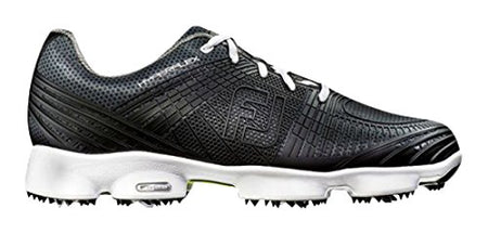 FootJoy Men's Hyperflex II Golf Shoes - Closeout Style 51035 (Black)
