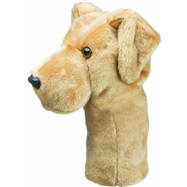 Daphne's Headcovers Yellow Lab Headcover - Golf Country Online