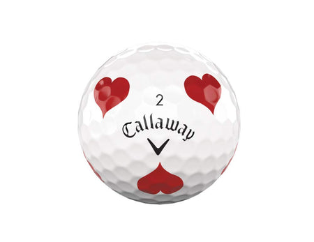 Callaway 2019 Chrome Soft Truvis Golf Balls (Suits)(One Dozen) - Golf Country Online