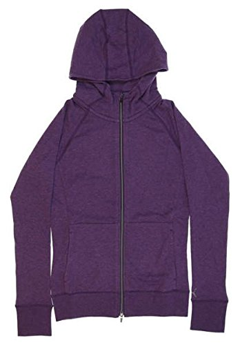 PUMA Womens Brisk Hoodie Indigo Heather 577938 03