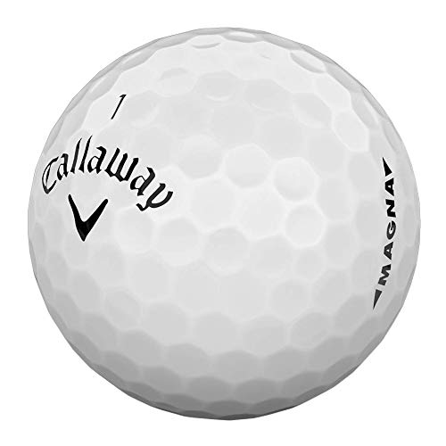 Callaway Golf Supersoft Magna Golf Balls, (One Dozen), White - Golf Country Online
